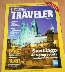 national geographic traveller traveler magazine march 2009 1 of 2only 1 available