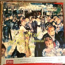 Reader S Digest Festival Of Light Classical Music Festival Of Light Classical Music Everywhere Vinyl