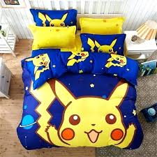 pokemon bed set bed set bed set luxurious and splendid sheets queen bed set fancy of pokemon bed set