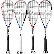 Tecnifibre Carboflex Airshaft racket range review - Squash Gear Reviews