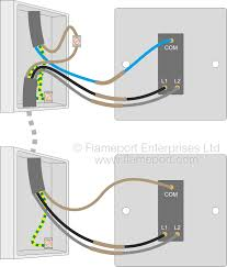 Two Way Switched Lighting Circuits 2
