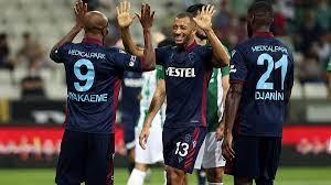 Giresunspor: 0-Trabzonspor:1