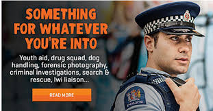 Why To Become A Police Officer New Cops New Zealand Police Recruiting Do You Care Enough
