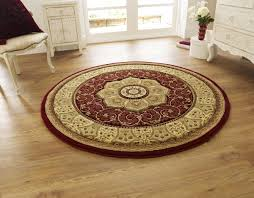 heritage 4400 rugs runners circles red tr