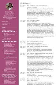 ... Pretentious Idea Instructional Design Resume 11 Instructional Designer  Resume Samples ...