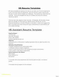 Resumes Free Download Pdf Format Fresh Resume Format For Job