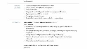 Maintenance Technician Resume Beauteous Apartment Maintenance Technician Resume Examples Samples Aircraft