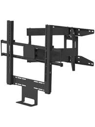 Tv wall mouns Shelves Flexson Cantilever Wall Mount For Tv Sonos Beamplaybar For Tvs 40 Tv Installation Tv Wall Brackets Tv Wall Mounts John Lewis