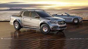 Having set the standards for luxury automobiles for almost a century, mercedes never rest on their laurels and continue to produce astounding vehicles, and with. Mercedes X Class By Carlex Design Is The Maybach Of Pickup Trucks