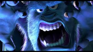 monster inc sulley roar. Plain Inc Sulley Roar And Boy Screams Boo Crying Intended Monster Inc Roar O