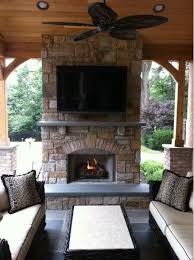 backyard fireplace best 25 outdoor fireplaces ideas on outdoor patios