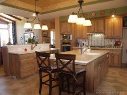 Small Picture Kitchen Design Ideas With Oak Cabinets Design Ideas