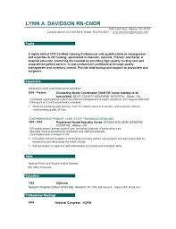 Professional Nursing Resume Template Free Registered Nurse Sample
