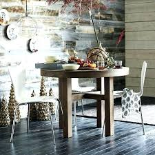 reclaimed kitchen table west elm industrial kitchen table room best reclaimed wood round dining intended for