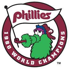 Philadelphia Phillies Champion Logo - National League (NL) - Chris ...