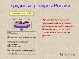 Презентация на тему Диаграммы Курсовая работа учителя математики  10 Трудовые ресурсы