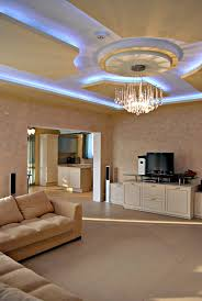 charming ceiling with hidden lighting and luxury chandelier for living room design ideas full beautiful living room pillar