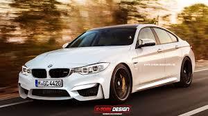 BMW Convertible 2015 bmw m4 white : BMW M4 Gran Coupe Rendered - GTspirit