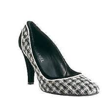 chanel shoes. chanel tweed shoes