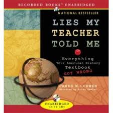 the homepage of james loewen author of lies my teacher told me lies my teacher told me unabridged audio cd