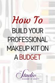 if you re fresh from cosmetology the first step to being a successful makeup artist is to build your own makeup kit the task can be easier than