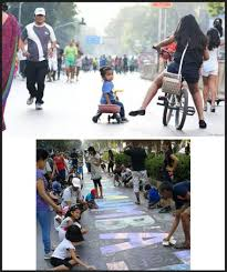 From a recreational event to a deeper thinking about urban mobility in  Mumbai  