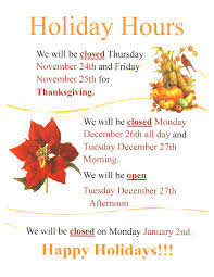 Holiday Office Closed Sign Template Lifehacked1st Com