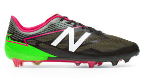 men s football boots furon 3 0 mid fg black pink green msfmf 0025