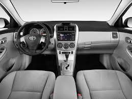 Image: 2013 Toyota Corolla 4-door Sedan Auto LE (Natl) Dashboard ...