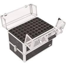 Sunrise C Aluminum Cosmetic Superb Nail Polish Carrying Case ...