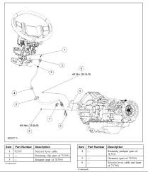 ford f250 truck won t reverse ford trucks ford f 250 shifter cable diagram