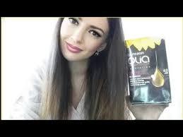 garnier olia permanent hair colour 4 0