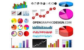 svg charting free vector chart graph templates