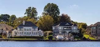 lake norman waterfront homes lake
