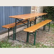 beer garden table. A Traditional German Beer Garden Table And Benches - LASSCO England\u0027s Prime Resource For Architectural Antiques, Salvage Curiosities