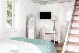 Villa Porto Heli Bedroom Stairs