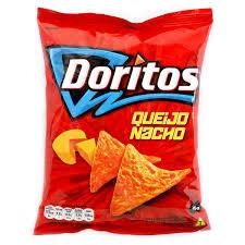 Resultado de imagem para Doritos, Ruffles, Elma Chips, Cheetos…