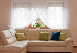 Net Curtains For Living Room Amelia Pleated Net Curtain With Tie Backs 2 Pcs White Lead Hem
