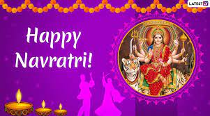 Sharad Navratri 2020 Wishes & Images in ...