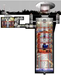 Underground Military Bases For Sale For Sale Decommissioned Missile Silo 40 Feet Underground Todaycom