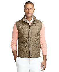14 best mens jackets images on Pinterest | Accessories, Cabinets ... & The perfect transitional layer in a versatile neutral. Quilted VestBrooks  ... Adamdwight.com