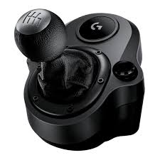 Купить <b>Руль Logitech</b> Рычаг КПП <b>Driving</b> Force Shifter (941-000130 ...
