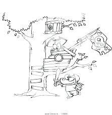 Jack And Annie Coloring Pages Betterfor