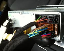 car radio wiring loom harness for audi a2 a3 a4 tt please see pic to see what the connection plug should like in the vehicle wiring harness