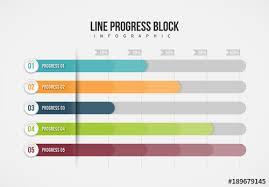 Horizontal Bar Graph Infographic Buy This Stock Template
