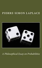 com a philosophical essay on probabilities ebook pierre  a philosophical essay on probabilities by laplace pierre simon