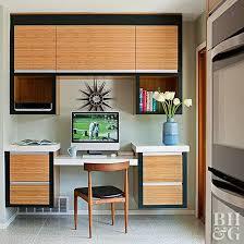 Kitchen Workstation Ideas Better Homes Gardens Delectable Kitchen Desk Ideas