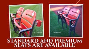 Stadium Seats St Louis Cardinals