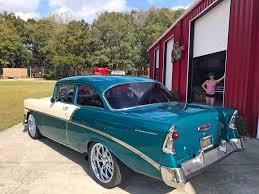 1956 Chevy Belair 150/210 2 Door Sedan Pro Street Pro Touring ...