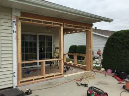 milwaukee home patio door installation job